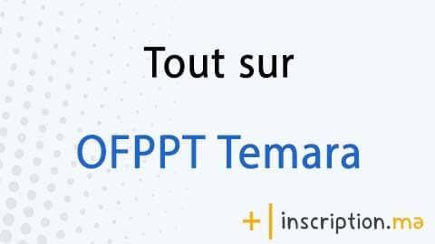 Photo of Tout sur OFPPT Temara 2021